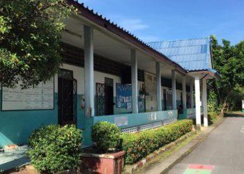 อาคารเรียน ป.1ซ ปีที่สร้าง 2500