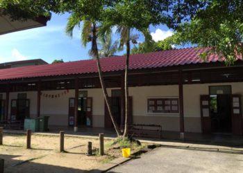 อาคารเรียน ป.1ก ปีที่สร้าง 2513