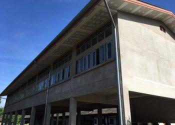 อาคารเรียน สปช.105/29 ปีที่สร้าง 2558